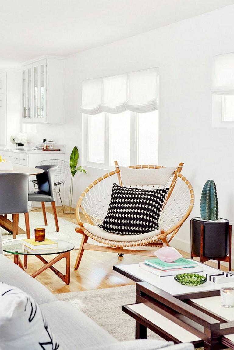 28+ Gorgeous Urban Bohemian Living Room Ideas