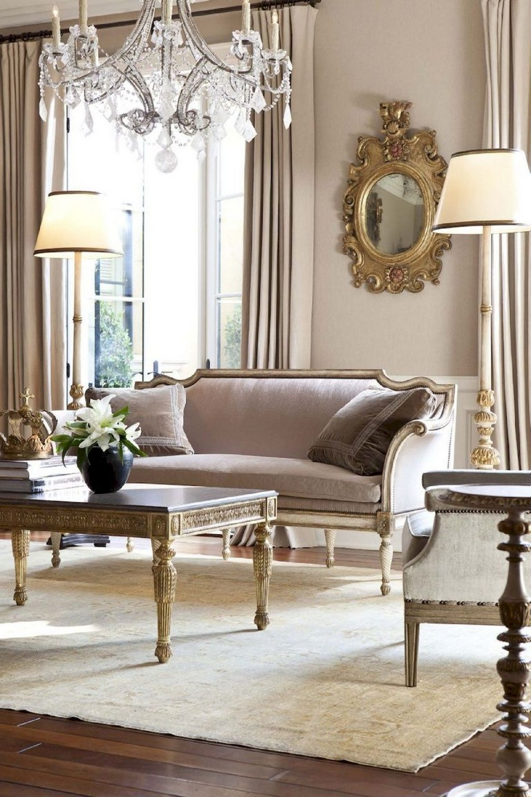 80 amazing french country living room decor ideas  page