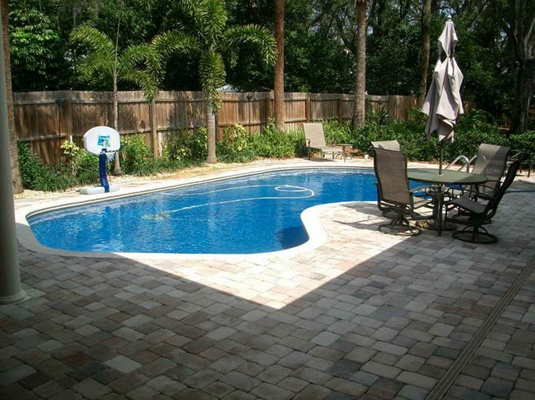 18+ Cool Small Inground Swimming Pools Design Ideas for ...
