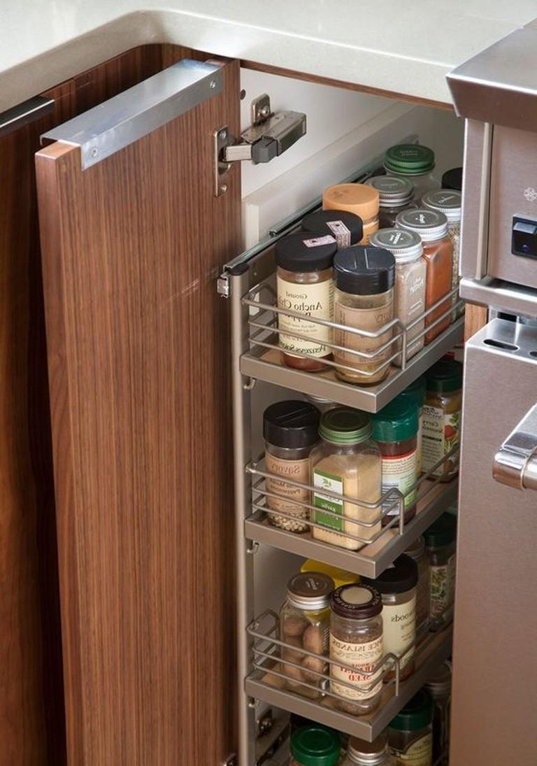 49+ Smart Kitchen Storage Ideas