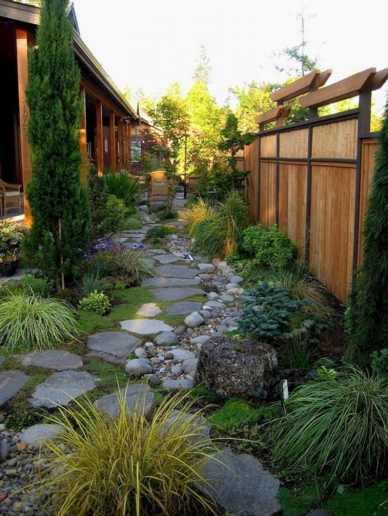 48 Top Rock Garden Landscaping Ideas To Make A Beautiful Front Yard
